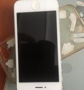 Телефон Айфон 5 /16гб.