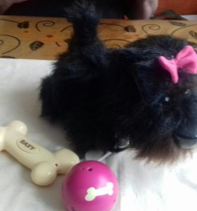 Интерактивная собачка BAXY