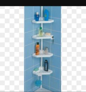Угловой комплект для ванной