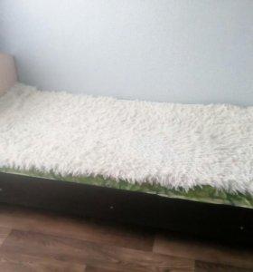 Кровать однаспальная