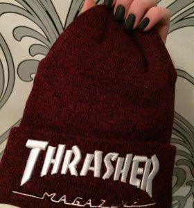 THRASHER шапка