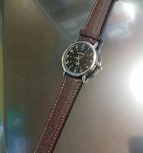 Часы мужские коричневые