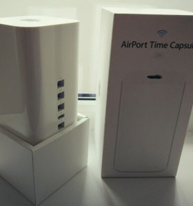 Apple AirPort Time Capsule 3tb 802.11ac