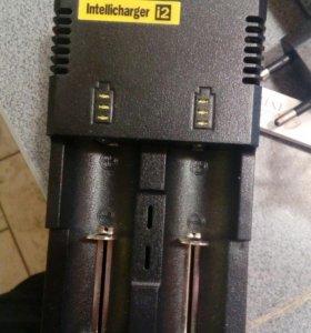 Заряжка для аккамуляторных батарей