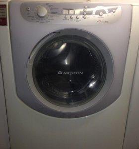 Hotpoint-Ariston AQSF 105 стиральная машина, шильд