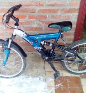 Спортивный велосипед детский