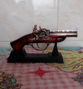 Пистолет- зажигалка (спиралевый).