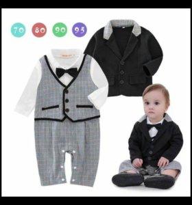 Комплект - костюм для малыша.