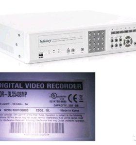 Видеорегистратор Infinity NDR-DLX5408MPH