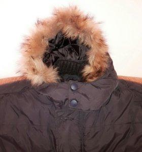 Куртка муж . зима L