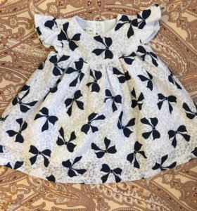 Платье bolichin р-р 86 и pelican р-р 1 год