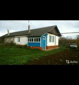 Продам дом в Трофимове или Обменяю наКвартиру в Л