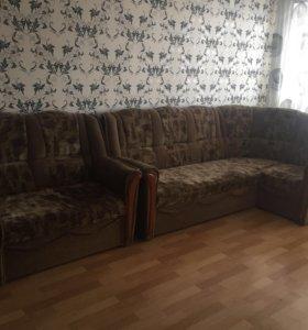 Продам диван-трансформер, в отличном состоянииТОРГ