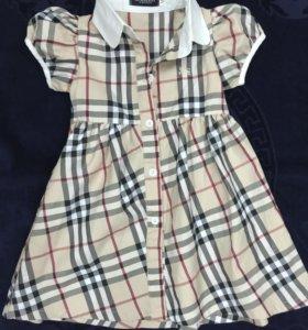 "Платье ""Burberry"""