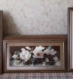 Картины триптих