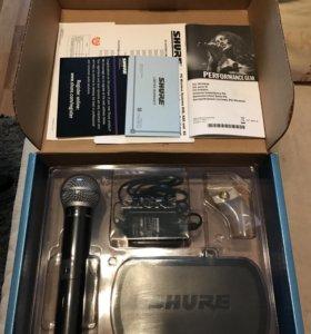 Радиомикрофон Shure PG58