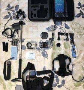 Продаю аксессуары для экшн-камеры