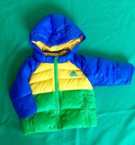 Курточка Adidas, пух