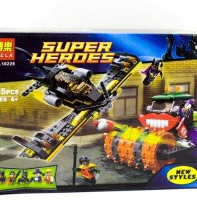 Конструктор Бэтмен аналог LEGO