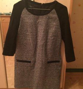 Тёплое платье Mango