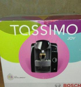 Капсульная кофемашина Bosch Tassimo, TAS4302EE