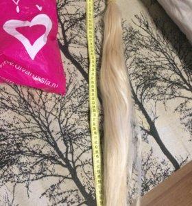 Натуральный волос на капсулах