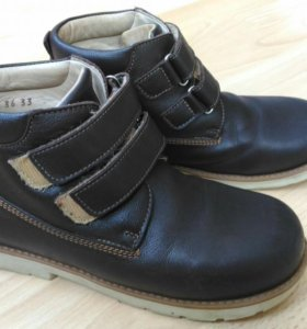 Ботинки ортопедические детские