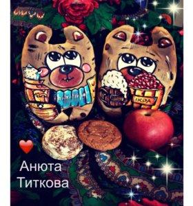 Кофейные медведи -Сибиряки )