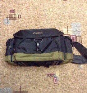 Фото сумка CANON для CANON 1100D/550D/600D/650