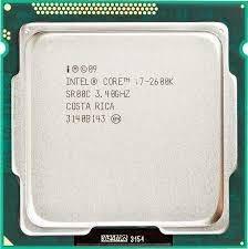 Intel core 2600k