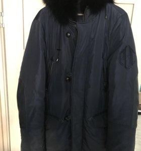 Куртка зимняя от Patrick Hellmann,