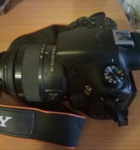 фотоаппарат sony slt a58 kit