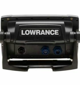 Картплоттер Lowrance Elite-7Chirp