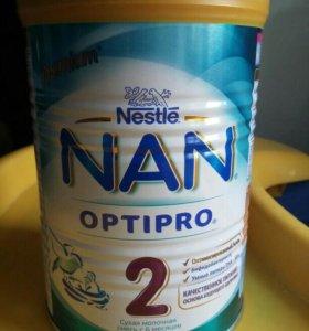 Сухая молочная смесь NAN