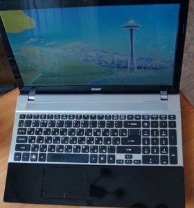 Ноутбук Acer v3-551G-10466G75Mkk
