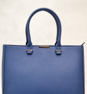 Сумка новая синяя большая 2012