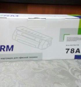 Картридж Canon Cartridge 728 Black (NRM)