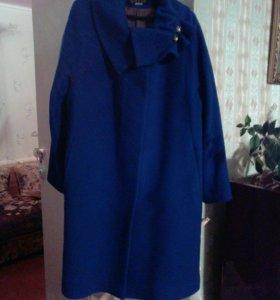 Пальто кашемировок