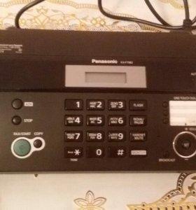 Факсовый телефон Panasonic KX-FT982RU