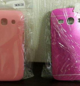 Бампера на Samsung Galaxy Star Advance SM-G350E
