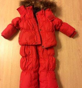 Зимний костюм Нельс