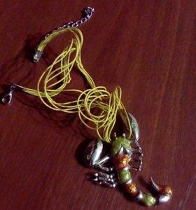 Чокеры , браслеты, подвески