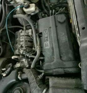 двигатель на деу нексия