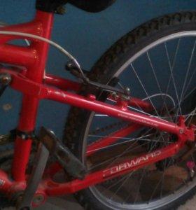 Велосипед forward edge