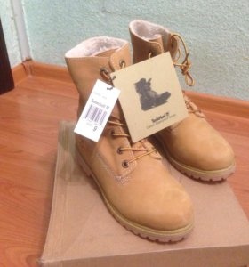 Timberland ботинки.