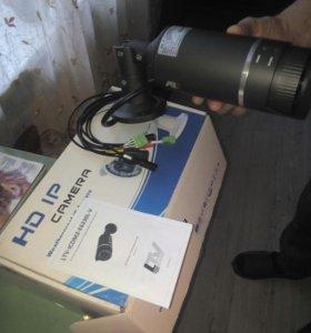 HD IP CAMERA.
