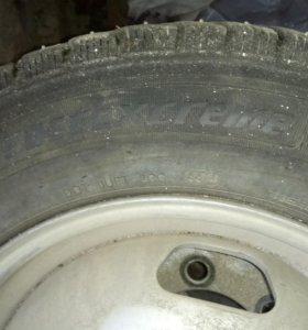 Комплект зимних колёс на ГАЗель