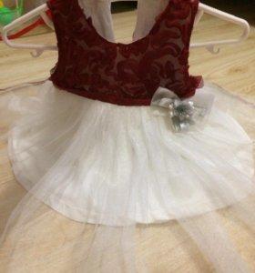 Платье(Пышное) babyKids