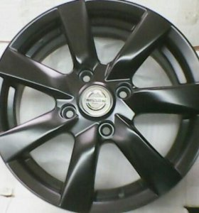 Диски Nissan R15 4x114,3 4шт новые