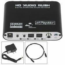 Hd audio rush